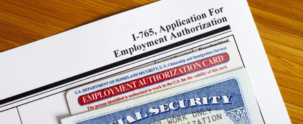 Delays of Employment Authorization Applications and Travel